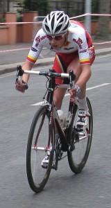 Bicyclist Public domain image/Man vyi