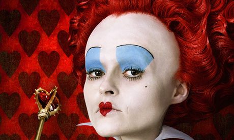 Alice in Wonderland Helena Bonham Carter Red Queen photo