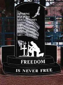 California Veterans memorial monument cross unconstitutional
