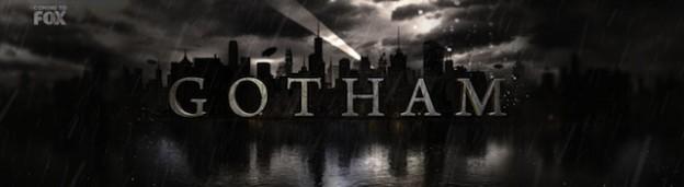 Gotham banner logo