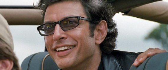 Jeff Goldblum Jurassic Park photo