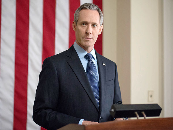 Michel Gill House of Cards photo President Walker