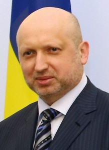 Oleksandr Turchynov photo U.S. Department of State