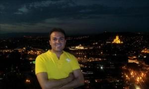 Pastor Saeed Abedini facebook photo