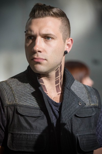 "Jai Courtney in ""Divergent"""