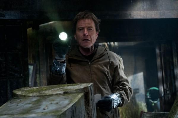 "Bryan Cranston in ""Godzilla"""