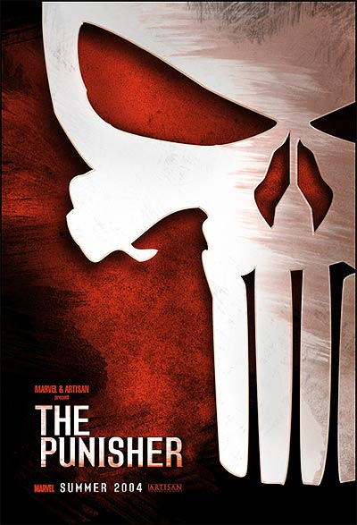 the Punisher teaser movie poster