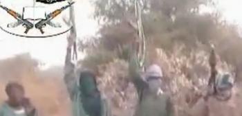 Boko Haram terrorists photo/CNN video file footage screenshot