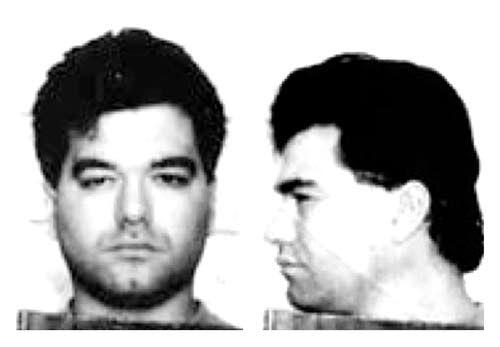 Enrico Ponzo aka Jeff Shaw  photo supplied/FBI