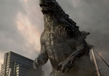 Godzilla photo revealed 2014 film