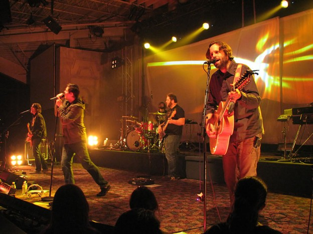 Jars of Clay photo/Ian Muttoo Flickr