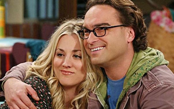 Penny Leonard Big Bang Theory photo