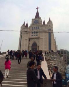 Churchgoers won't miss service for football, says a new survey  Sanjijang Church CCL Facebook photo