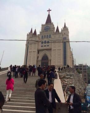Sanjijang Church CCL Facebook photo