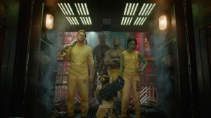 guardians-of-the-galaxy cast photo prison jumpsuits