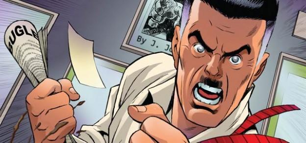 j-jonah-jameson-spiderman marvel comis