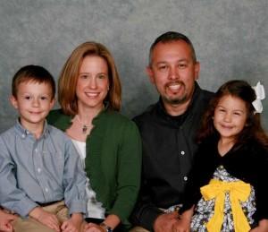 Pastor Robert McKeehan and faily photo/Facebook