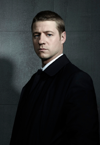 Ben McKenzie Jim Gordon Gotham character photo