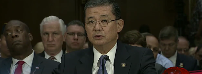 Eric Shinseki VA Affairs testify congress
