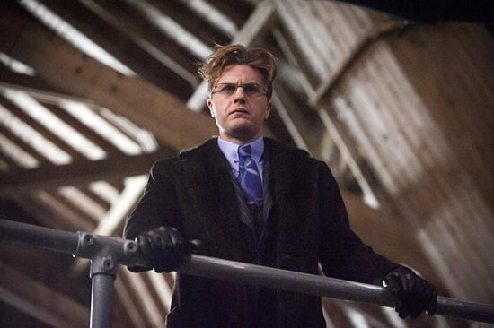 Michael Pitts' Verger from season 2