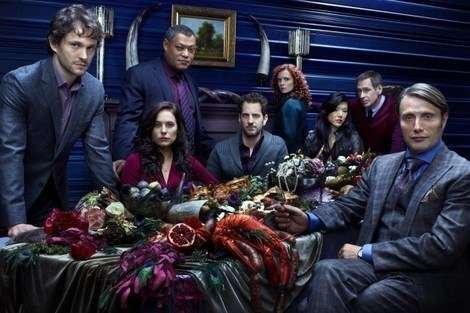 Hannibal season 2 photo
