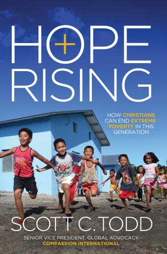 Hope Rising book cover Scott Todd