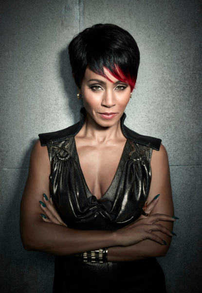 Jada Pinkett Smith Fish Mooney Gotham photo