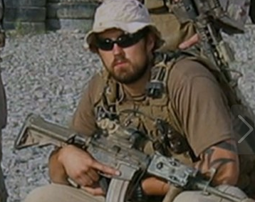 Marcus Luttrell The Lone Survivor author