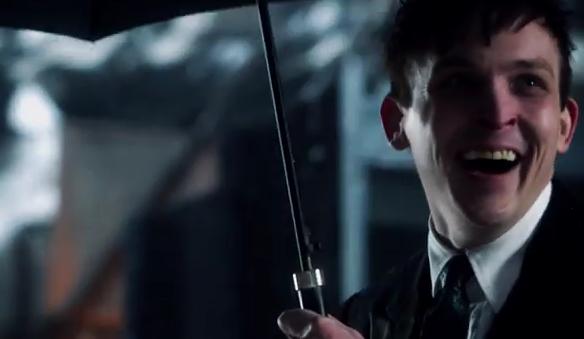 Robin Taylor as Oswald Cobblepot