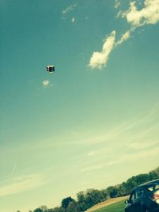bounce house blowing away New York
