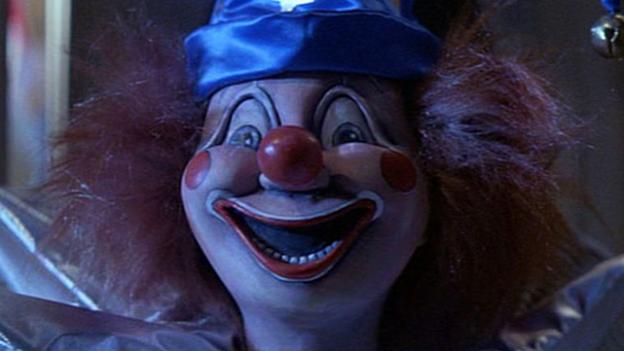 creepy clown photo 1982 poltergeist