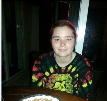 Missing girl Ashley Aubin Lyon Image/HCSO
