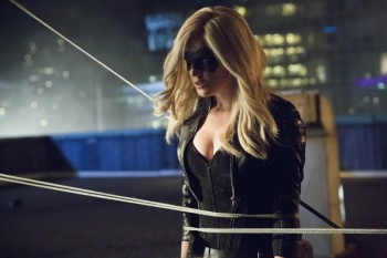 Black Canary Caity Lotz