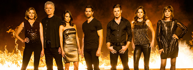 Dallas TNT cast photo season 3