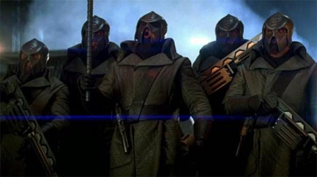 """More Klingons in """"Star Trek 3""""?"""