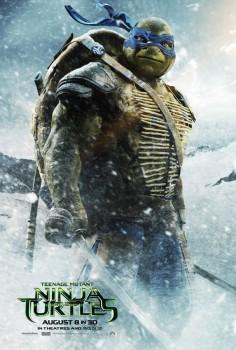 Leonardo teenage mutant ninja turtles full body poser