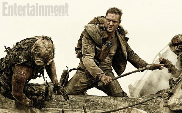 Tom Hardy Mad Max Fury Road photo
