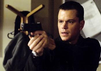 Matt Damon Jason Bourne photo