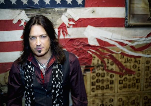 Michael Sweet tattered_flag_shot