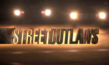 Street Outlaws title card