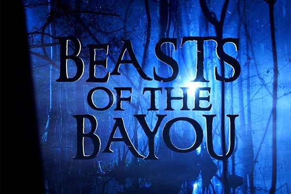 Beasts of the Bayou title card