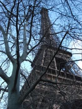 Eiffel Tower targeted for terrorist attack? photo/Whitney Johnson