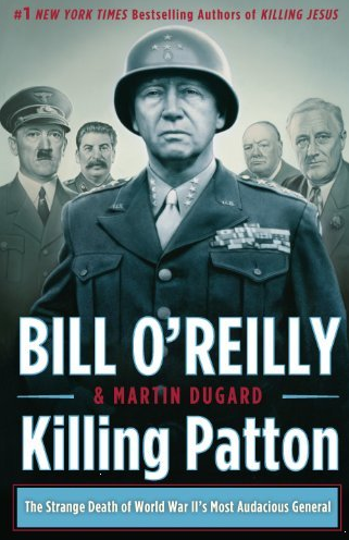 Killing Patton Bill O'Reilly book cover