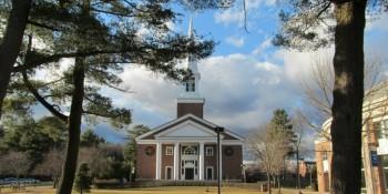 Old Town Hall Gordon College massachusetts