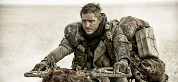 Tom Hardy Mad Max Fury Road motorcycle photo