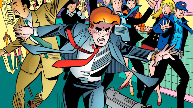 archie-andrews in Life with Archie shooting attack