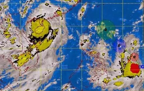 Typhoon Henry Image/Pagasa
