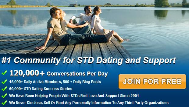 Image/PositiveSingles.com screen shot
