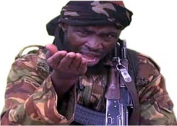 Abubakar Shekau, Boko Haram leader - 'not quite dead yet'