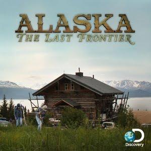Alaska The Last Frontier title card